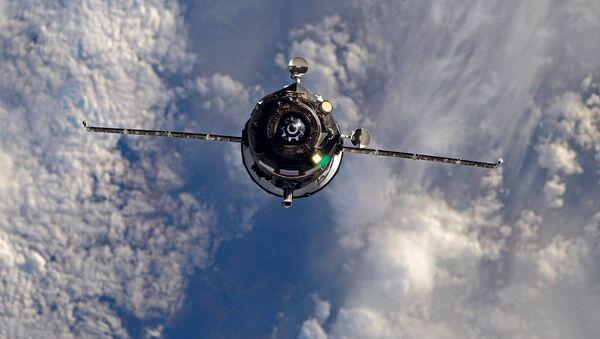 Progress MS-07 - Sputnik Italia