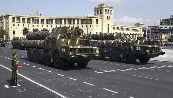 Parata militare ad Erevan - Sputnik Italia