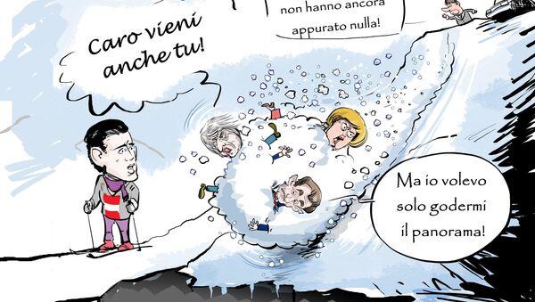 Diplomazia a valanga - Sputnik Italia