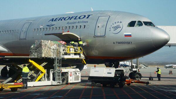 Aeroflot - Sputnik Italia