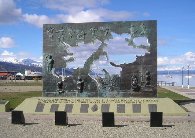 Memoriale della guerra delle Falkland