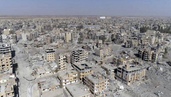 Raqqa Siria - Sputnik Italia