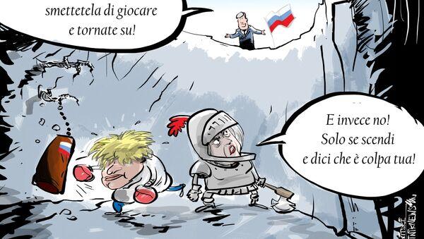 Giochi diplomatici - Sputnik Italia