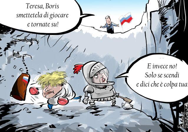 Giochi diplomatici