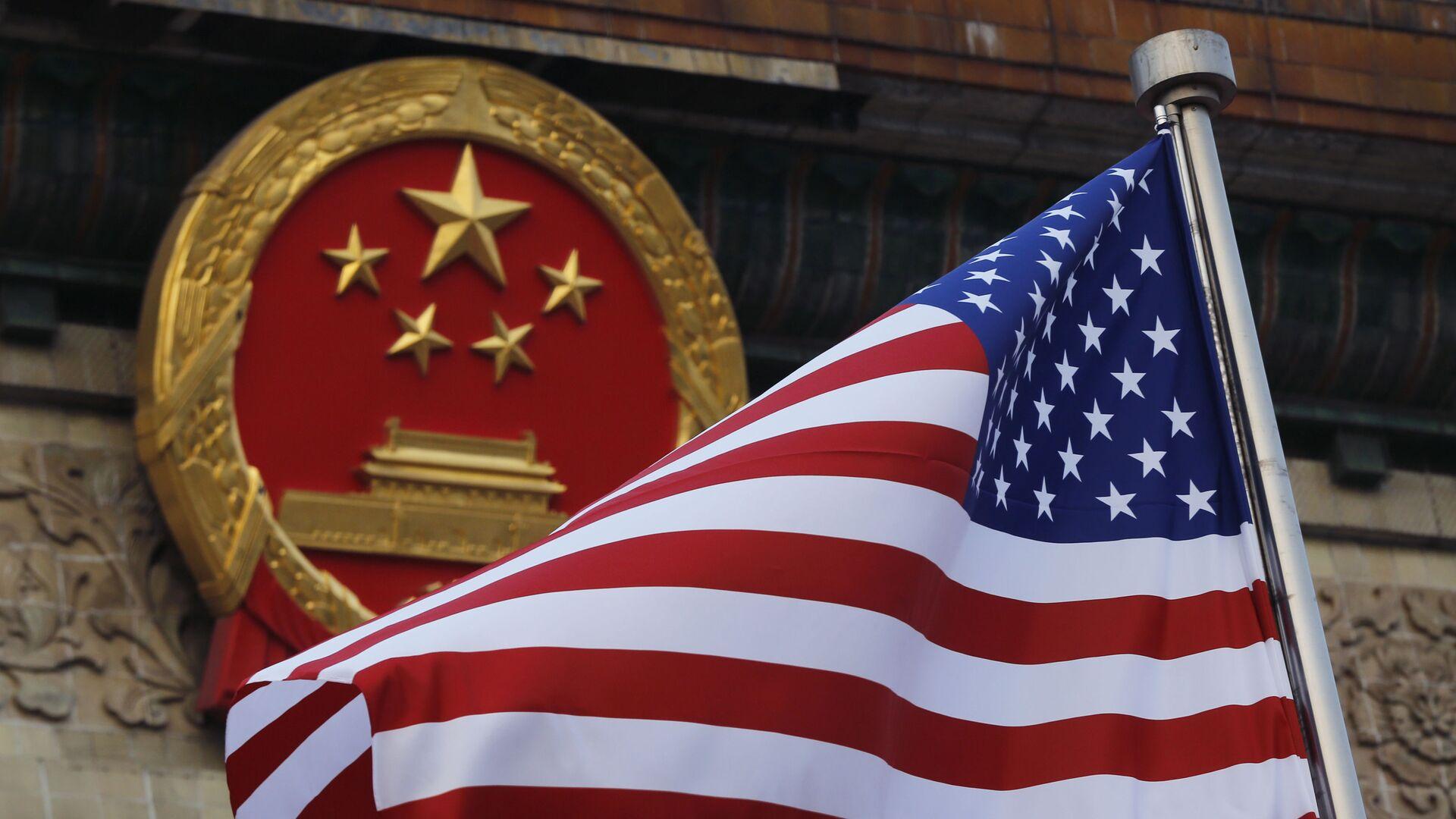 Cina USA - Sputnik Italia, 1920, 24.07.2021