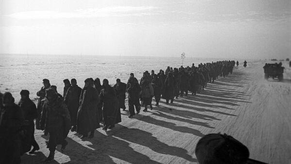 La ritirata degli alpini italiani nella Campagna di Russia (1941-43) - Sputnik Italia
