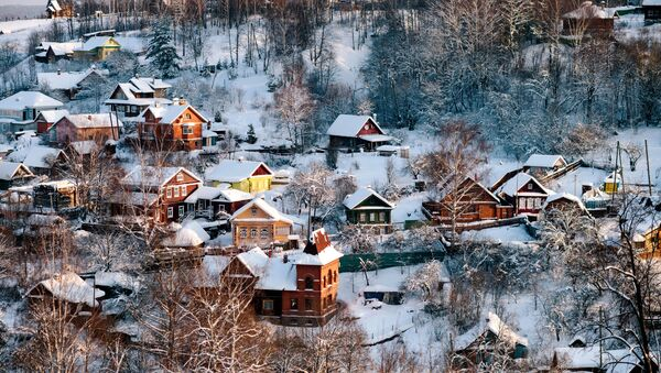 La cittadina di Plyos - Sputnik Italia