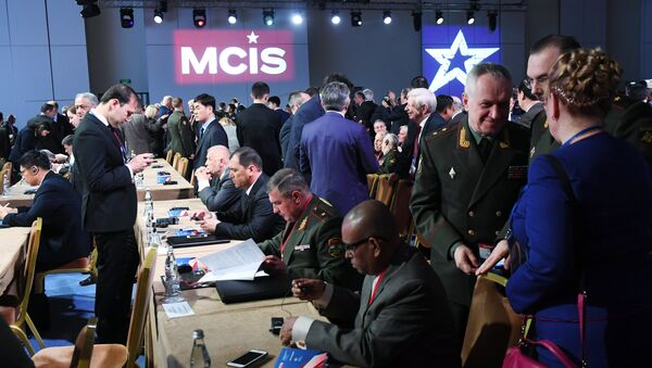 6th Moscow Conference on International Security - Sputnik Italia