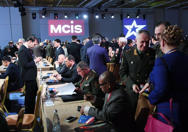 6th Moscow Conference on International Security