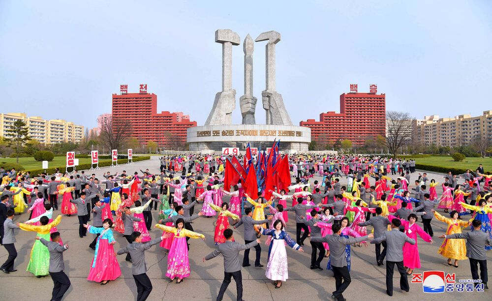 Scene di vita in Corea del Nord