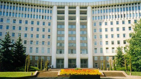 Il parlamento della Moldavia - Sputnik Italia