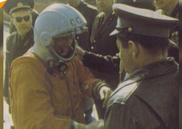 La giornata mondiale del volo umano nello spazio