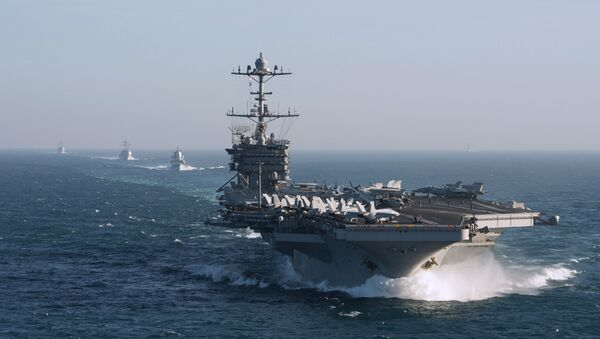 USS Harry S. Truman - Sputnik Italia