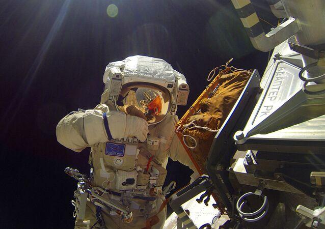 Astronauti sulla ISS
