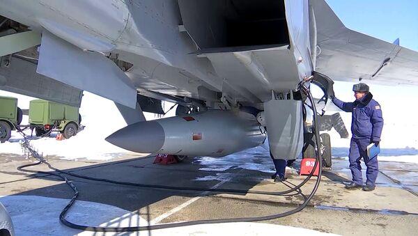 Missile ipersonico Kinzhal - Sputnik Italia