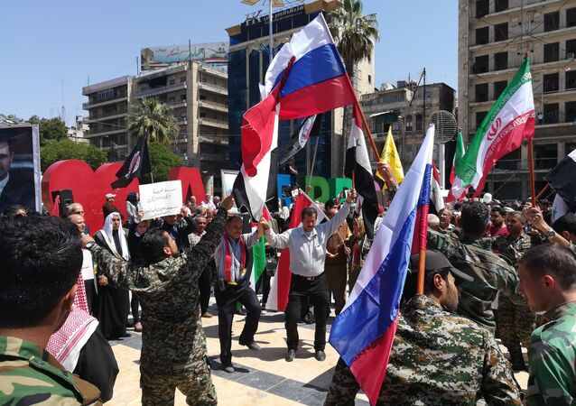 Aleppo, Siria