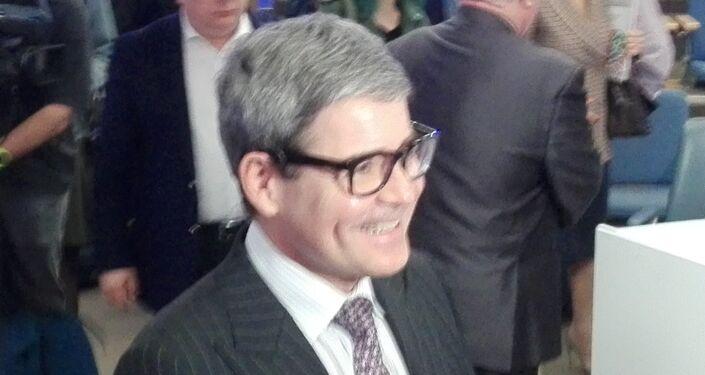 Michele Tommasi, ministro Consigliere all'ambasciata italiana a Mosca