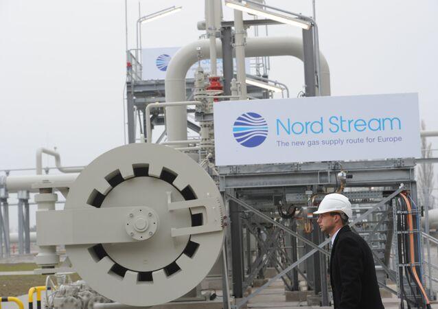 Gasdotto Nord Stream in Germania (foto d'archivio)