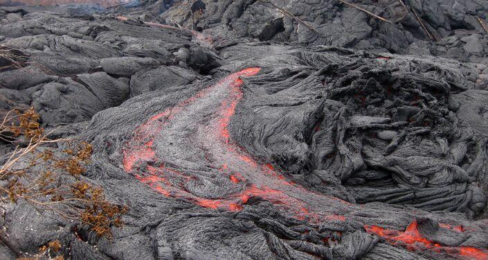 I vulcani sono pure il fattore per via di quale non si riesca a fermare il riscaldamento climatico alla superficie del nostro pianeta