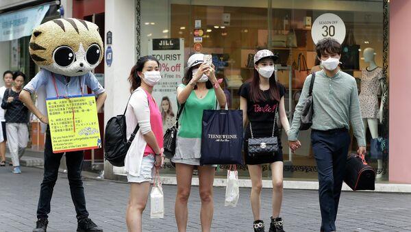 Virus MERS nella Corea del Sud - Sputnik Italia