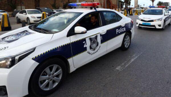 Автомобили ливийской полиции в Триполи - Sputnik Italia