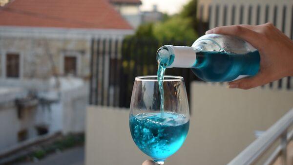 Il vino blu - Sputnik Italia