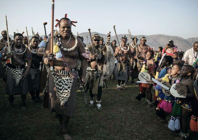 Re Mswati III di Swaziland