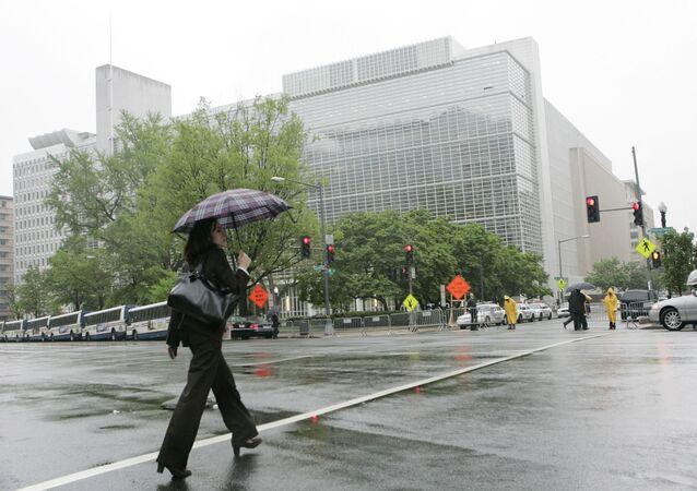 Palazzo della Banca Mondiale a Washington