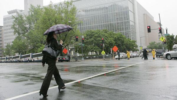 Здание Всемирного банка в Вашингтоне - Sputnik Italia