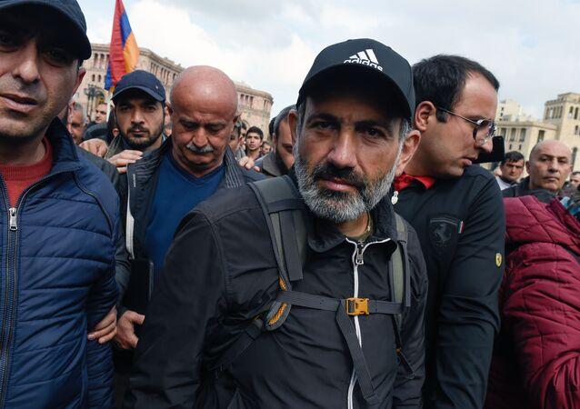 Proteste in Armenia