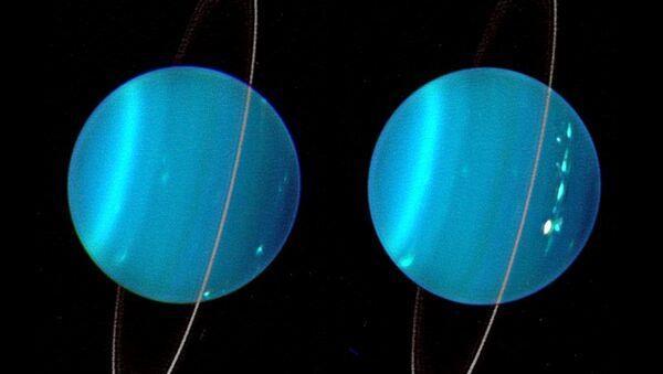 I due emisferi di Urano - Sputnik Italia