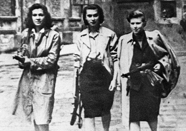 Le donne delle Resistenza ad Ivrea durante la Seconda guerra mondiale.