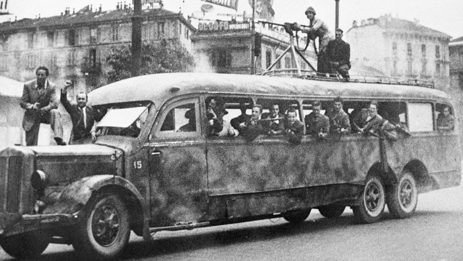 Germania, morti gli ultimi due nazisti condannati all'ergastolo per gli eccidi di italiani - Sputnik Italia, 1920, 28.02.2021