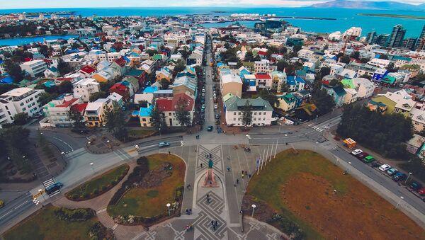 Reykjavik view - Sputnik Italia