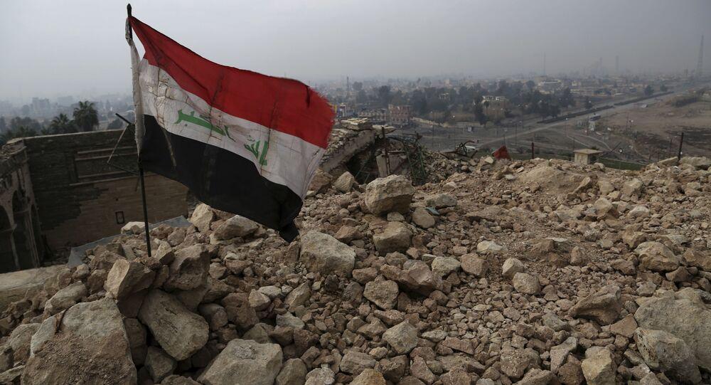 Bandiera irachena