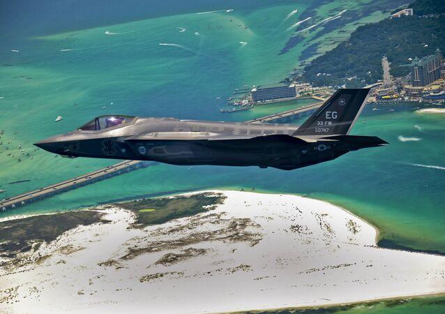Il caccia F-35 Lightning II