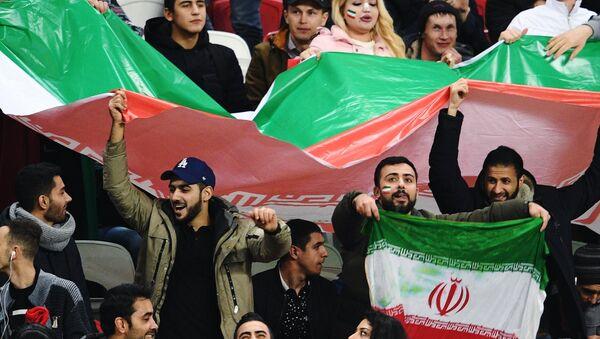 I tifosi iraniani - Sputnik Italia