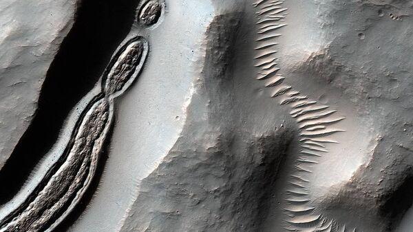 La superficie di Marte. - Sputnik Italia