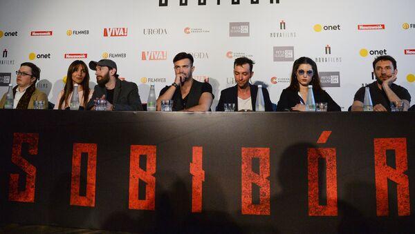 Sobibor movie premiere in Warsaw - Sputnik Italia
