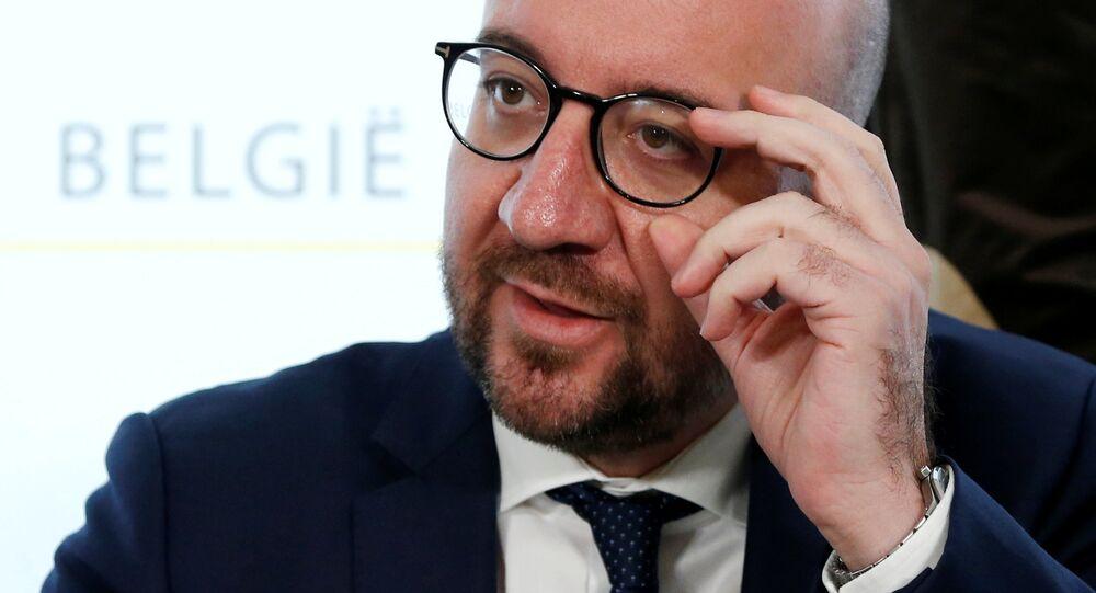 Premier belga Charles Michel