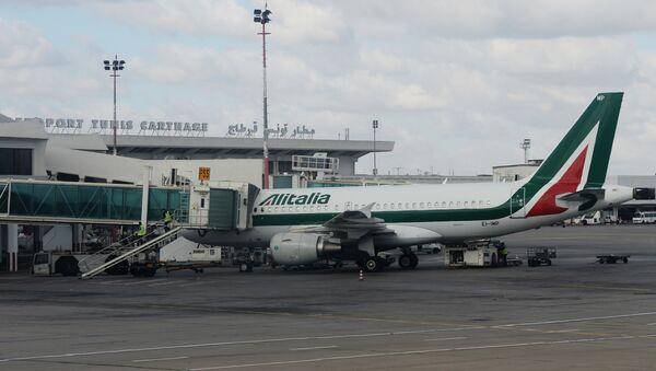 Airbus A319 dell'Alitalia - Sputnik Italia