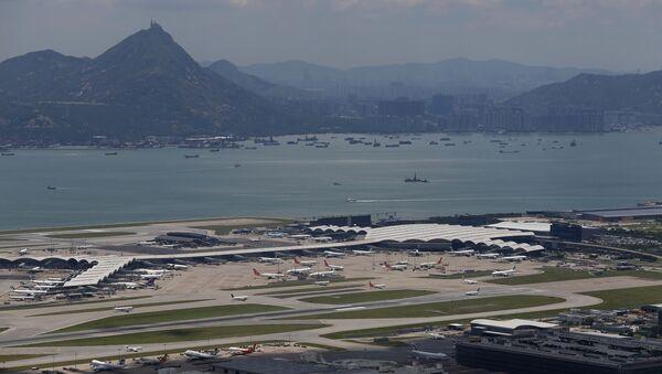 Hong Kong International Airport - Sputnik Italia