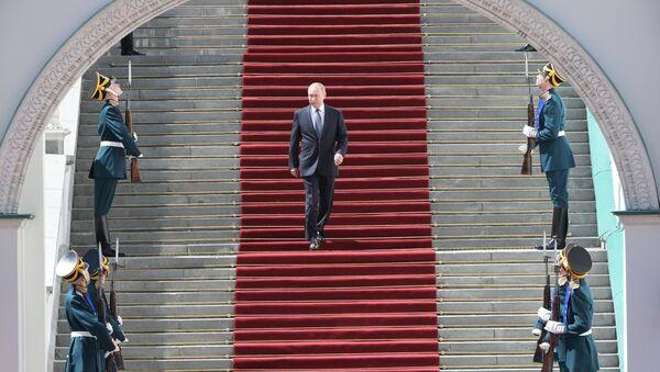 Inaugurazione del presidente Vladimir Putin - Sputnik Italia