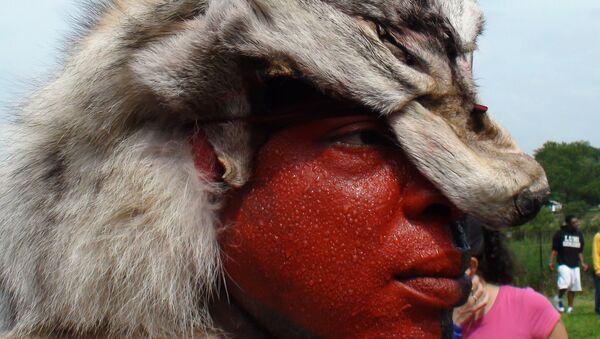Почему индейцев прозвали краснокожими - Sputnik Italia