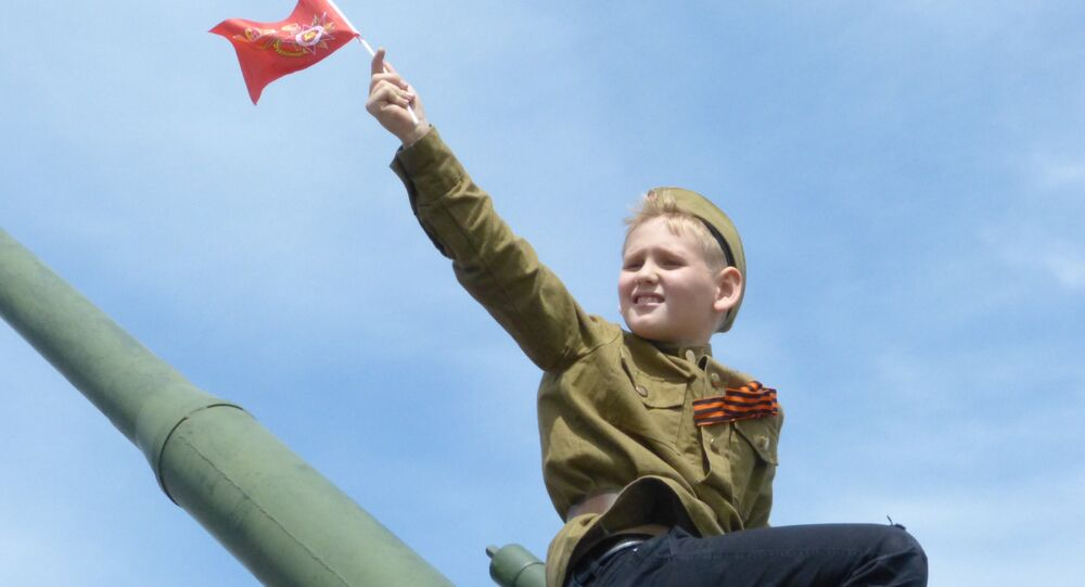 Donetsk, Giorno della Vittoria