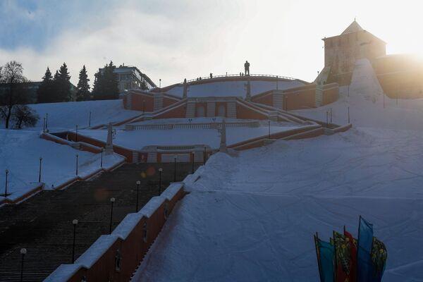 Nizhny Novgorod: inferiore solo di nome - Sputnik Italia