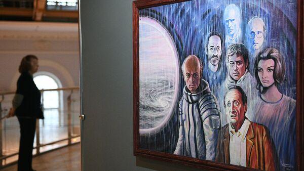 La mostra degli artisti russi Sognando lo spazio - Sputnik Italia