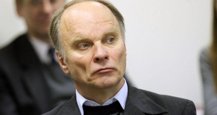 Česlovas Laurinavičius, storico lituano