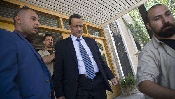 Специальный посланник ООН по Йемену Исмаил ульд Шейх Ахмед - Sputnik Italia