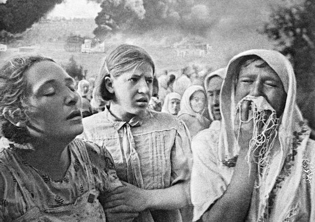 I primi giorni della Grande Guerra Patriottica a Kiev